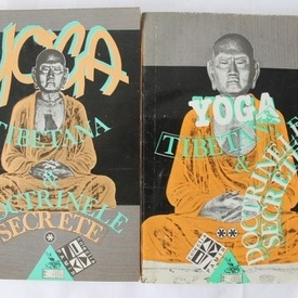 Lama Kasi Dawa Samdup - Yoga tibetana si doctrinele secrete (2 vol.)