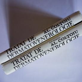 Al. Coltoiu (coord.) - Tratat de dermato-venerologie (2 vol., editie hardcover)