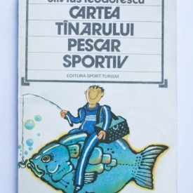 Silvius Teodorescu - Cartea tanarului pescar sportiv