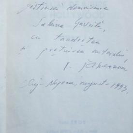 Vasile Rebreanu - Un caz de iubire la Hollywood (cu autograf)
