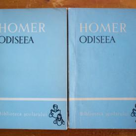 Homer - Odiseea (2 vol.)