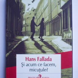 Hans Fallada - Si acum ce facem, micutule?