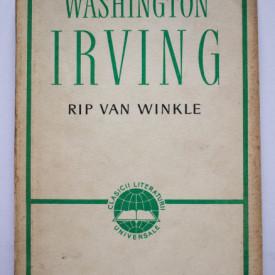 Washington Irving - Rip Van Winkle