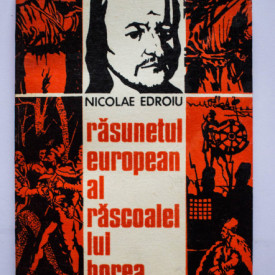 Nicolae Edroiu - Rasunetul european al rascoalei lui Horea (1784-1785)
