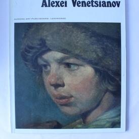 Album pictura Alexei Venetsianov (editie in limba engleza)