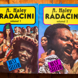Alex Haley - Radacini (2 vol.)