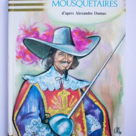 Alexandre Dumas - Les trois mousquetaires (editie hardcover)