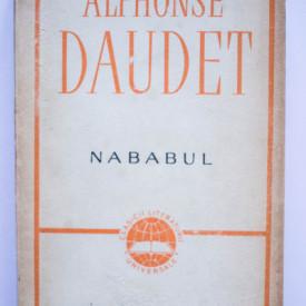 Alphonse Daudet - Nababul. Moravuri pariziene cu o declaratie a autorului