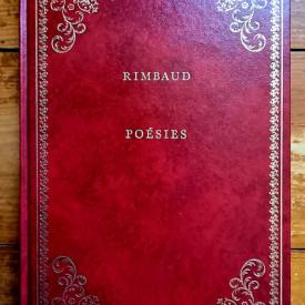 Arthur Rimbaud - Poesies (editie hardcover)