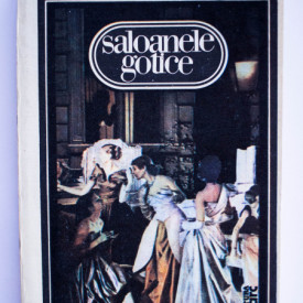 August Strindberg - Saloanele gotice