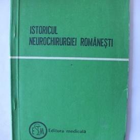 C. Arseni, A. V. Ciurea - Istoricul neurochirurgiei romanesti
