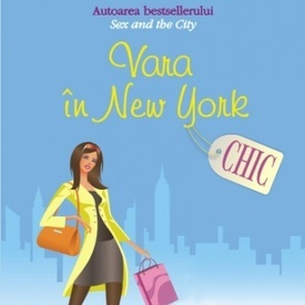 Candace Bushnell - Vara in New York