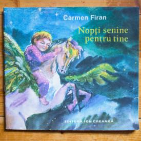 Carmen Firan - Nopti senine pentru tine