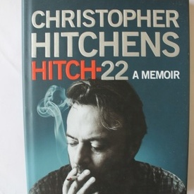 Christopher Hitchens - Hitch-22. A Memoir (editie hardcover)