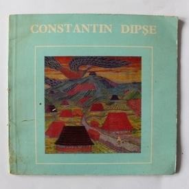 Constantin Dipse - Darul soarelui (mic album pictura)