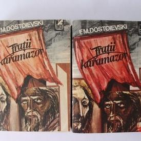 F.M. Dostoievski - Fratii Karamazov (2 vol.)