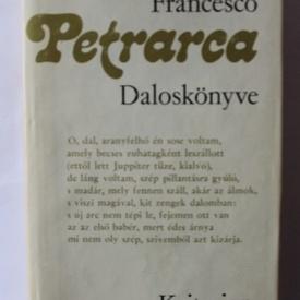 Francesco Petrarca - Daloskonyve (editie hardcover)