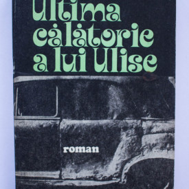 Francisc Pacurariu - Ultima calatorie a lui Ulise