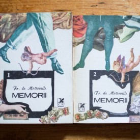 Francoise de Motteville - Memorii despre Ana de Austria si curtea sa (2 vol.)