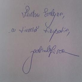 Gabriela Vranceanu Firea - Treizeci (cu autograf)