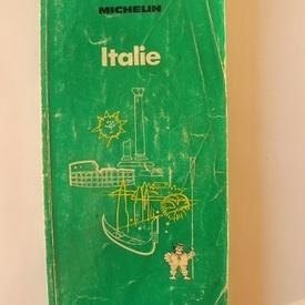 Ghid turistic Michelin - Italie (contine numeroase harti)