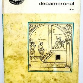 Giovanni Boccaccio - Decameronul (vol. II)