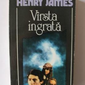 Henry James - Varsta ingrata