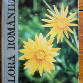 I. Simionescu - Flora Romaniei (editie hardcover)