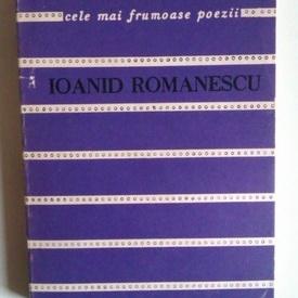 Ioanid Romanescu - A doua zi. Cele mai frumoase poezii (editie hardcover)