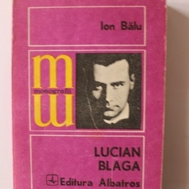 Ion Balu - Lucian Blaga