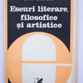 Ion Biberi - Eseuri literare, filosofice si artistice