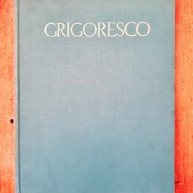Ionel Jianu - Grigoresco (editie hardcover, in limba franceza)