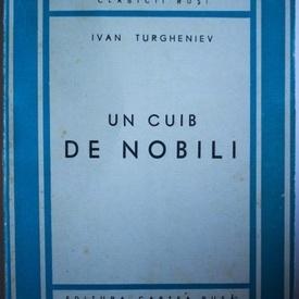 Ivan Turgheniev - Un cuib de nobili