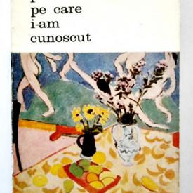Jacques Lassaigne - Pictori pe care i-am cunoscut