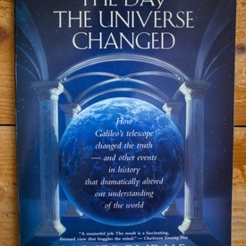 James Burke - The day the Universe changed (editie in limba engleza)