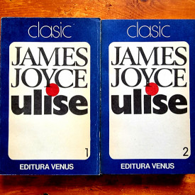 James Joyce - Ulise (2 vol.)