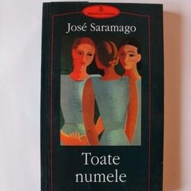 Jose Saramago - Toate numele