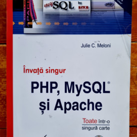 Julie C. Meloni - Invata singur PHP, MySQL si Apache