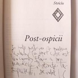 Liviu Ioan Stoiciu - Post-Ospicii (cu autograf)