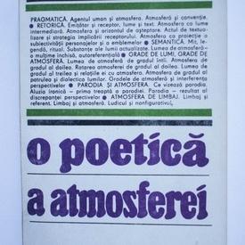 Mariana Net - O poetica a atmosferei