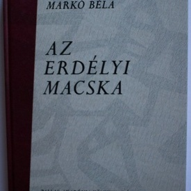 Marko Bela - Az erdelyi macska (editie hardcover)