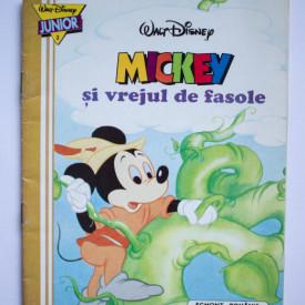 Mickey si vrejul de fasole (carte Walt Disney)