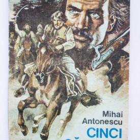 Mihai Antonescu - Cinci capitani