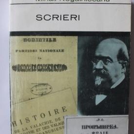 Mihail Kogalniceanu - Scrieri