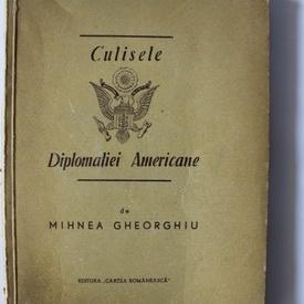 Mihnea Gheorghiu - Culisele diplomatiei americane si legea Taft-Hartley