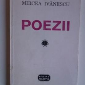 Mircea Ivanescu - Poezii