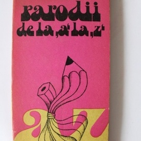 Mircea Micu - Parodii de la A la Z (cu autograf)