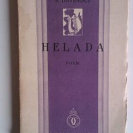 N. Davidescu - Helada (editie interbelica)