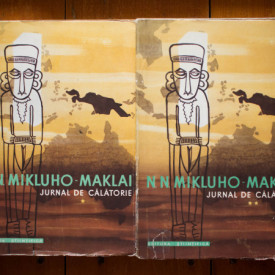 N. N. Maikluho-Maklai - Jurnal de calatorie (2 vol.)