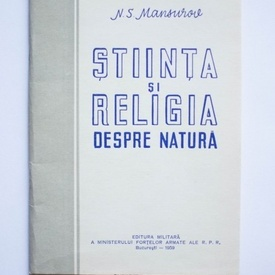 N. S. Mansurov - Stiinta si religia despre natura